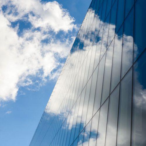 Solfilm til bygninger